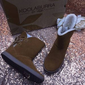 Koolaburra by Ugg Brown Snow boots 7M